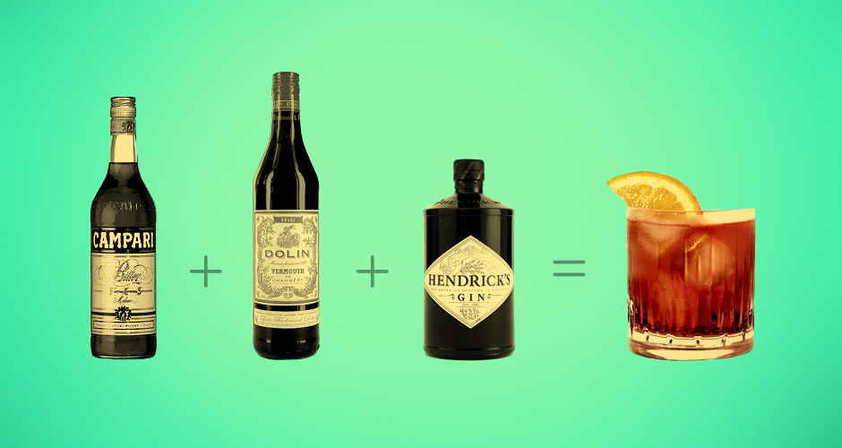 10 easy cocktails everyone should know how to make at home for Easy mixed drinks to make at home