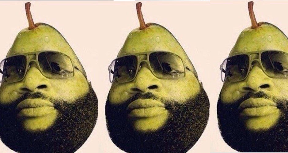 Rick Ross Shout Out To All The Pears