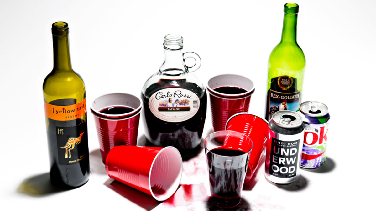 An Essential Guide To Cheap Red Wine First We Feast