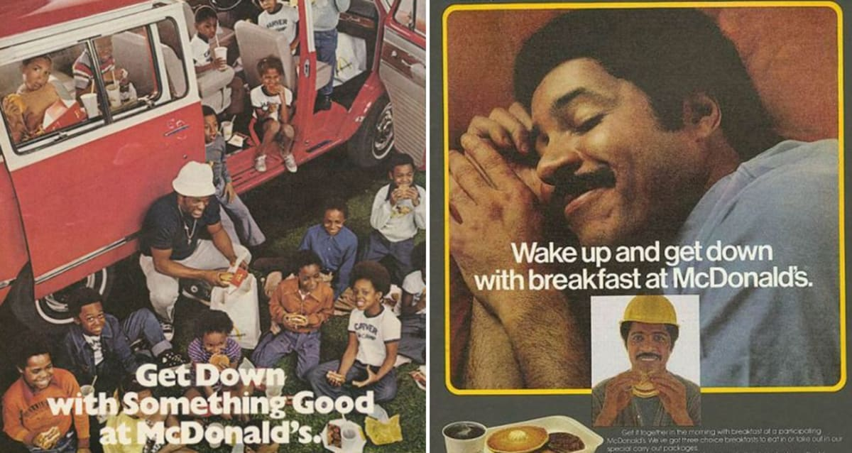 In the 1970s, McDonald's Was Very Concerned with Black
