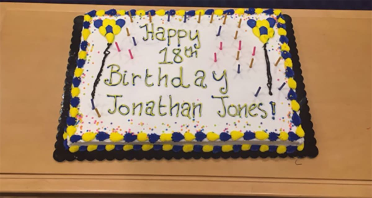 University Of Michigan Uses Virtual Birthday Cake As Next Level