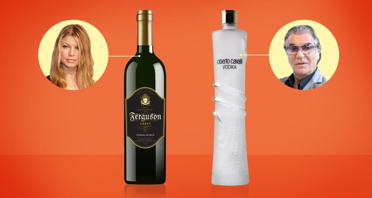 10 Celebrities You Probably Didn't Know Had a Booze Brand