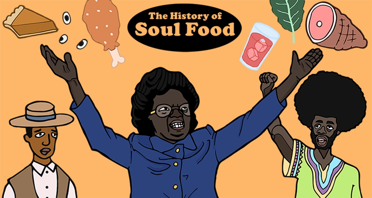 an illustrated history of soul food