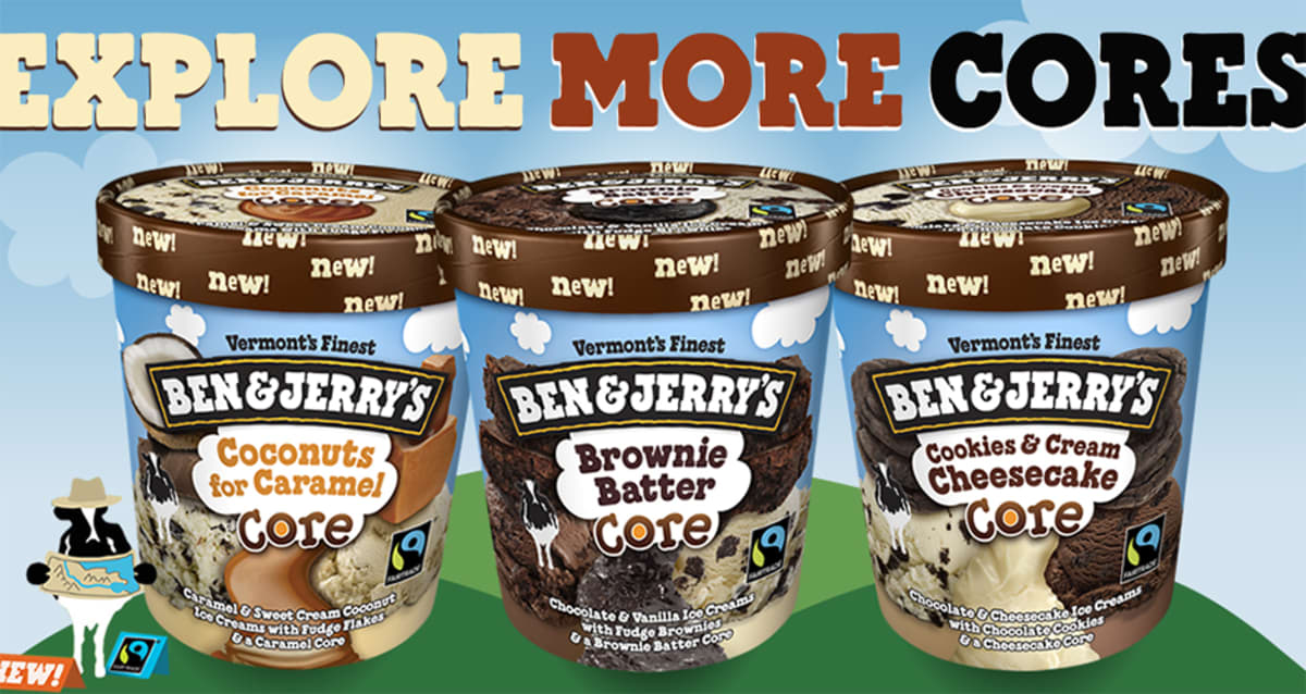 ben jerry Find ben & jerry's ice cream or an ice cream shop near you using our store locator.