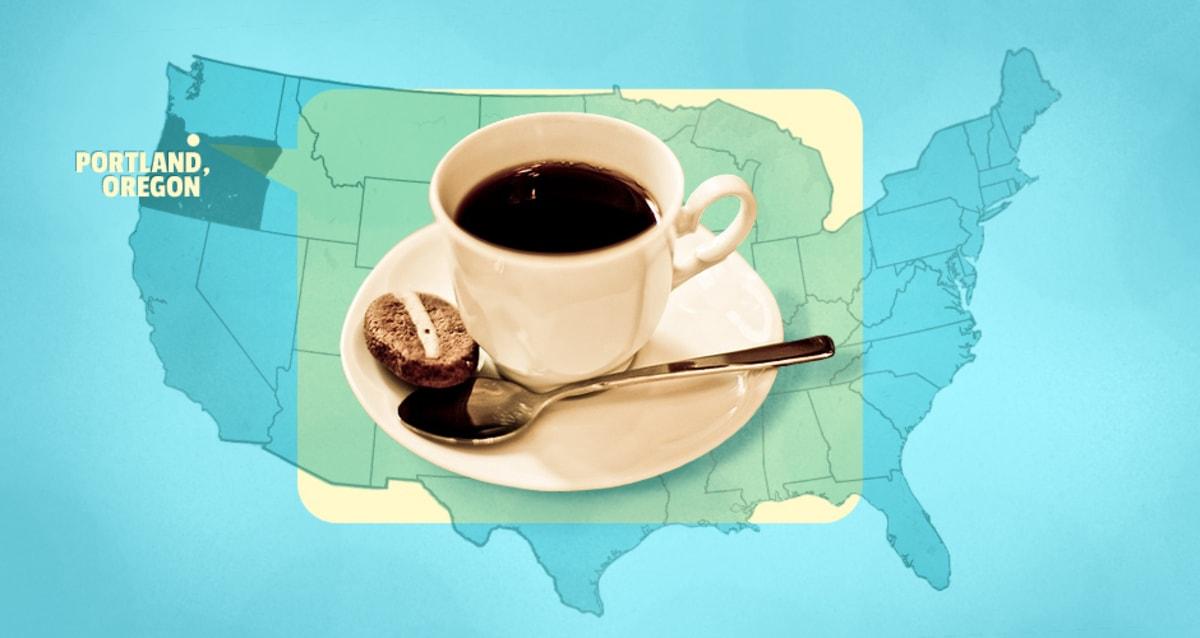 10 Essential Portland Coffee Shops