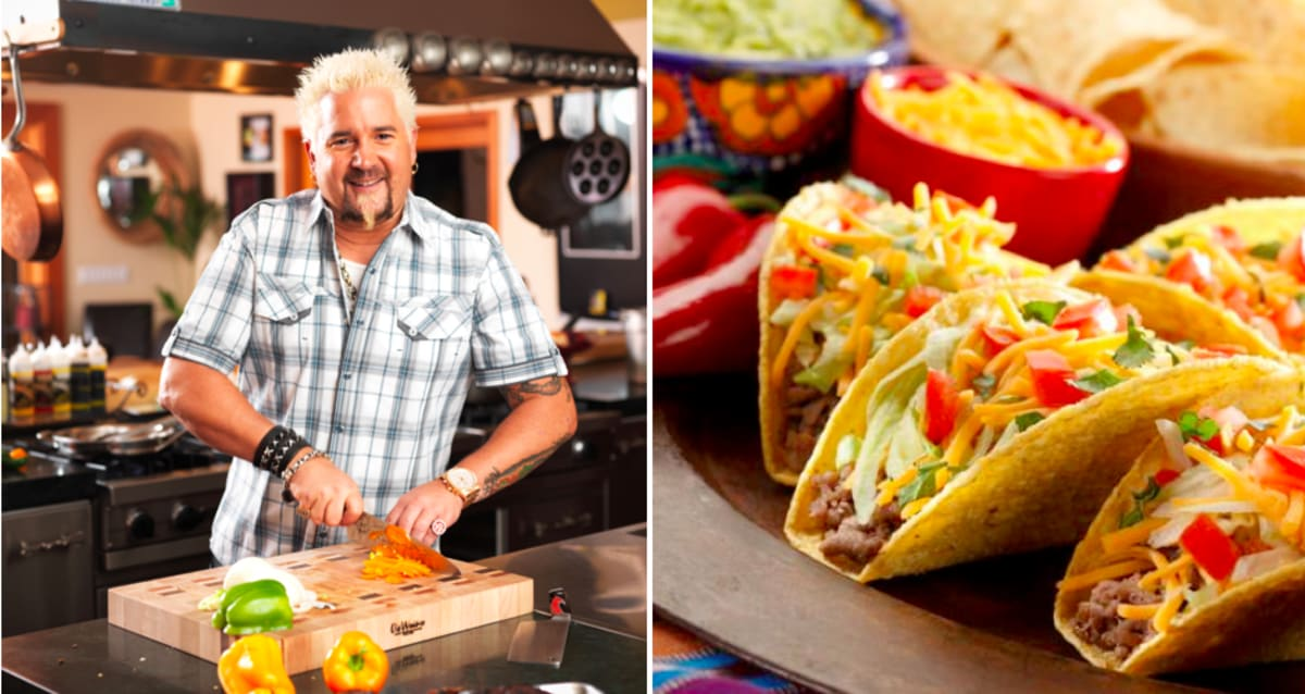 10 Dishes That Made My Career: Guy Fieri