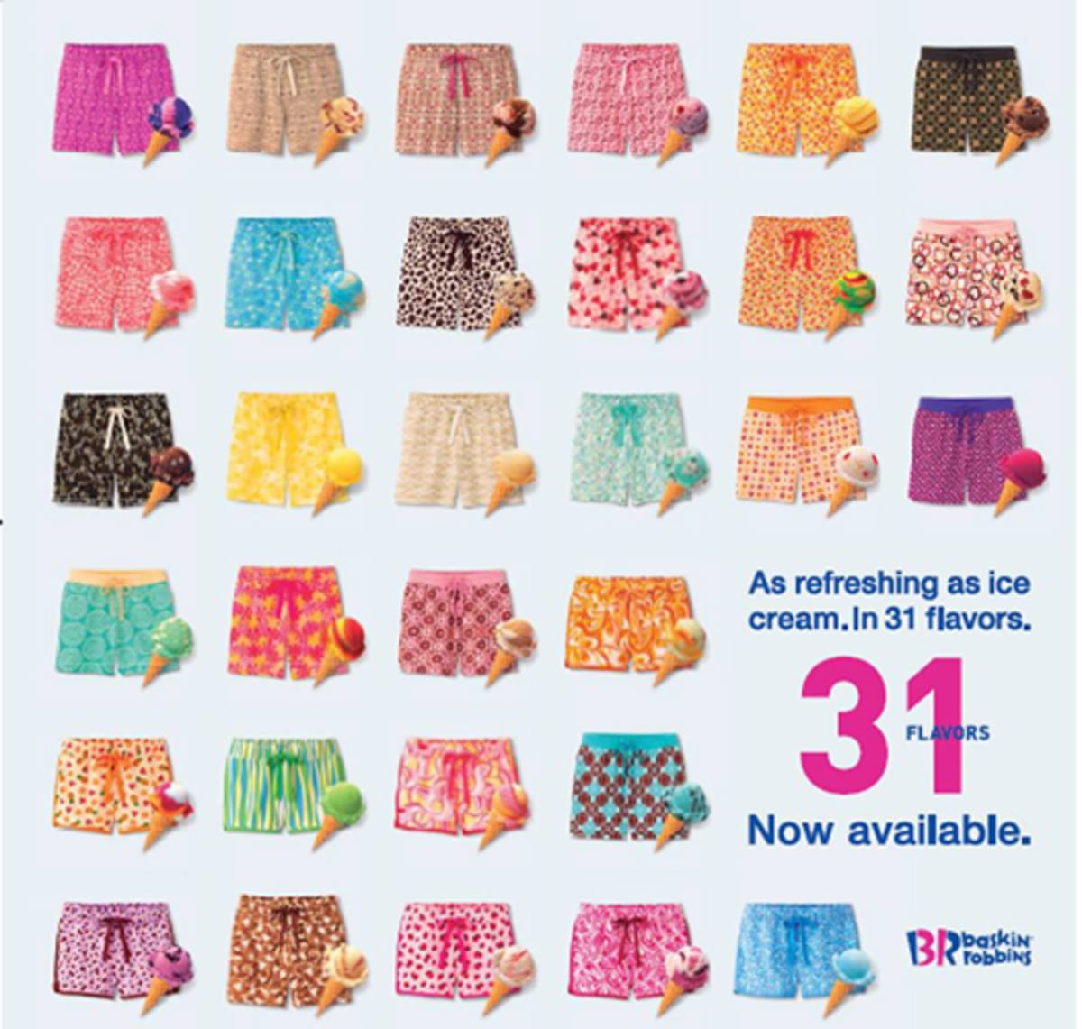 31 Flavors Of Uniqlo Shorts First We Feast