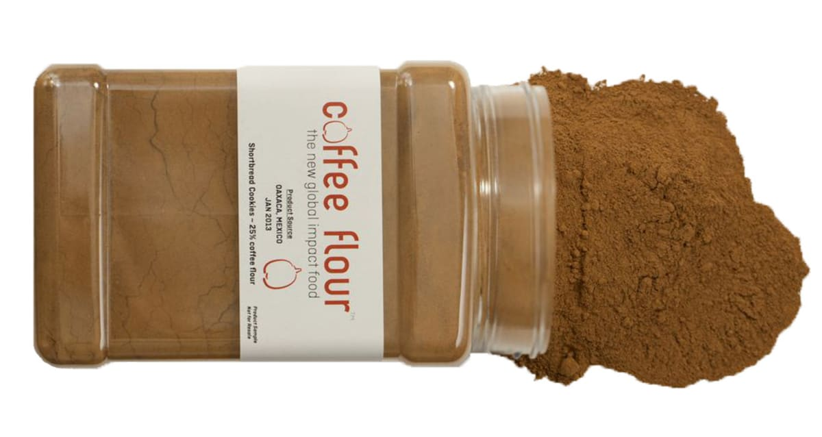 Coffee Flour is the Sustainable, Gluten-Free Food Innovation You've Been Waiting For