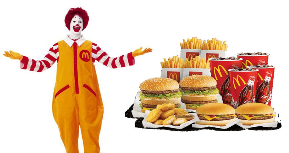 Best Mcdonalds Food Complex