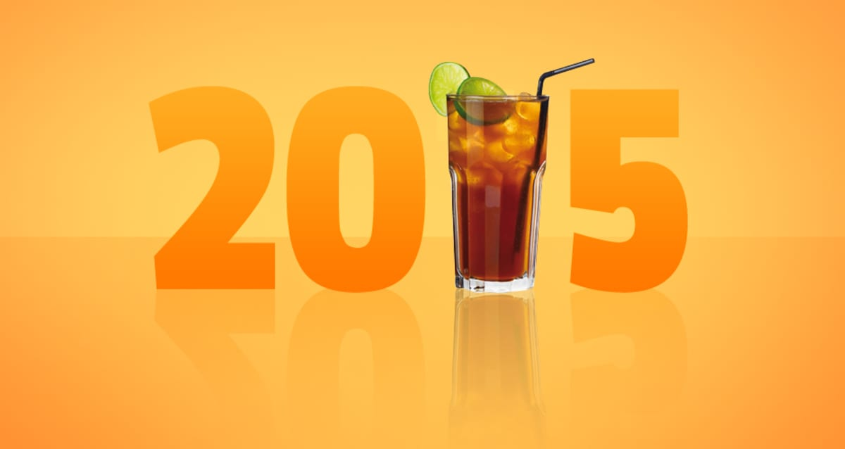 10 Cocktail Trends That Will Dominate 2015