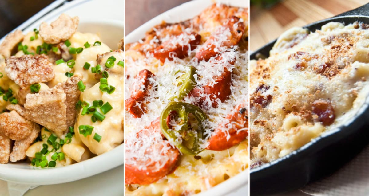 Best Mac And Cheese Restaurants Nyc