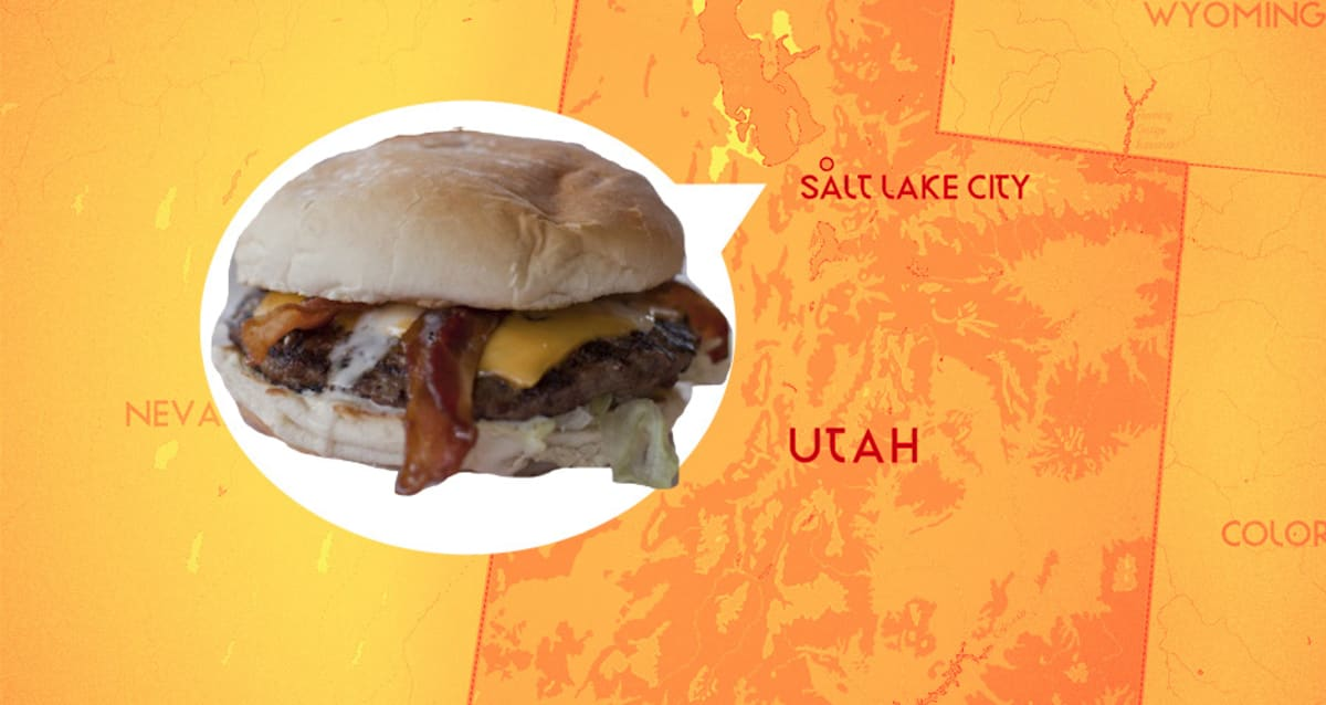 Is Salt Lake City The Best Cheap Burger Town In America First We