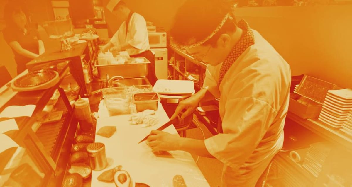 Sushi Slang 101: Decoding the Secret Language of Sushi Chefs