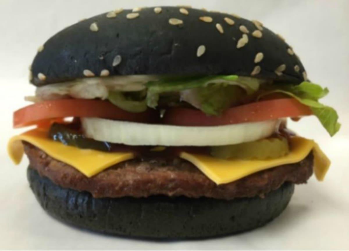 Burger King is Bringing Its Black-Bun Whopper to US