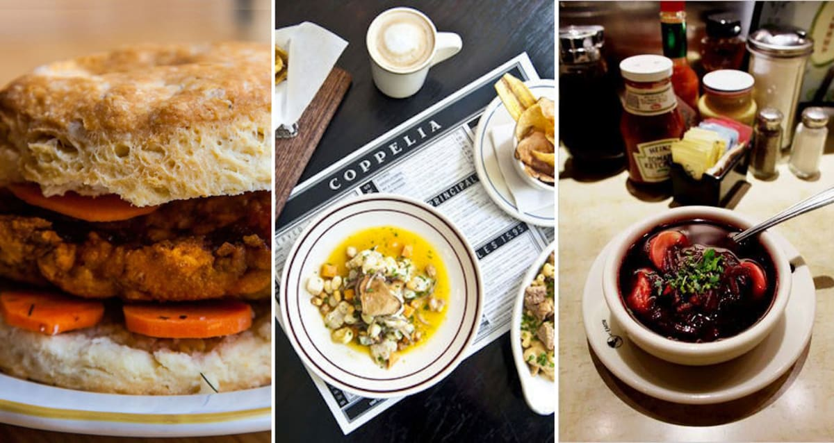 The 5 Best 24-Hour Restaurants in NYC
