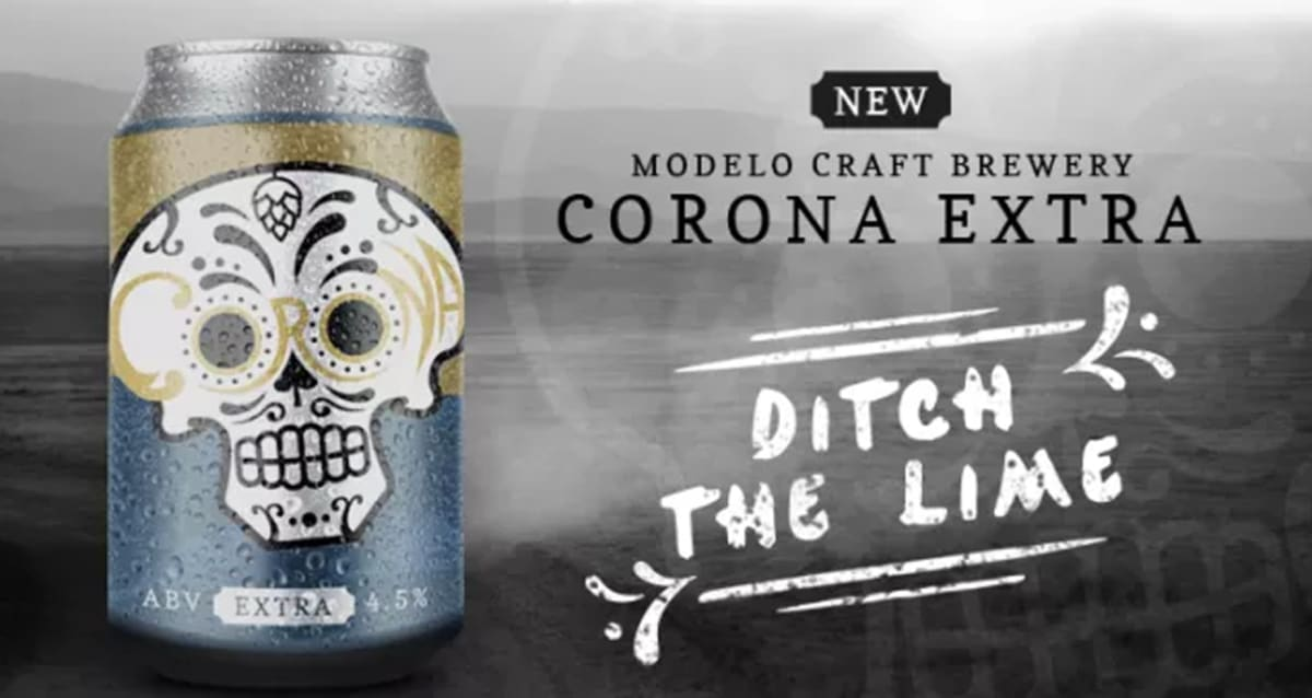 Mainstream Beers Get a Facelift to Look Like Craft Brews