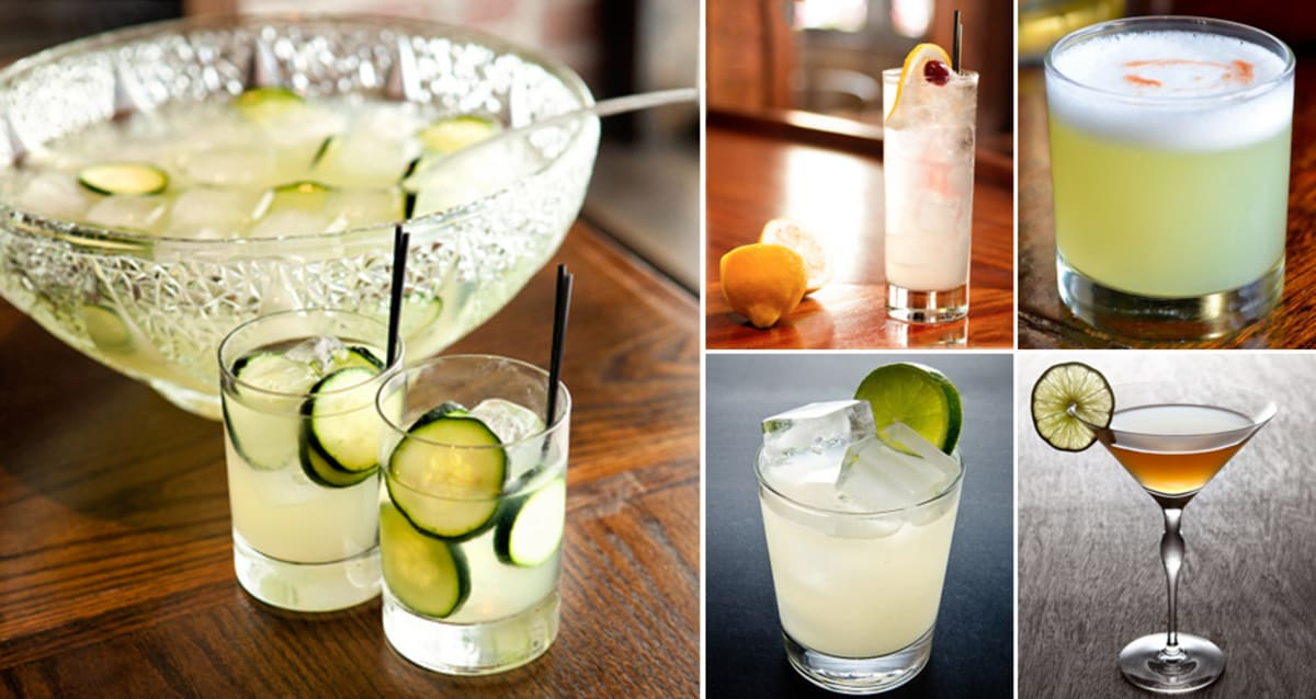 5 Essential Cocktail Recipes to Celebrate Spring