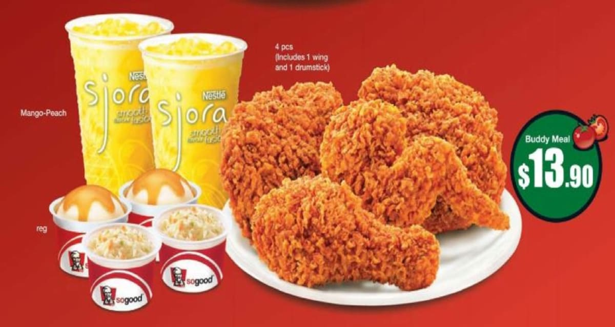 Exploring the Global Influences of Singapore's Fast-Food ...