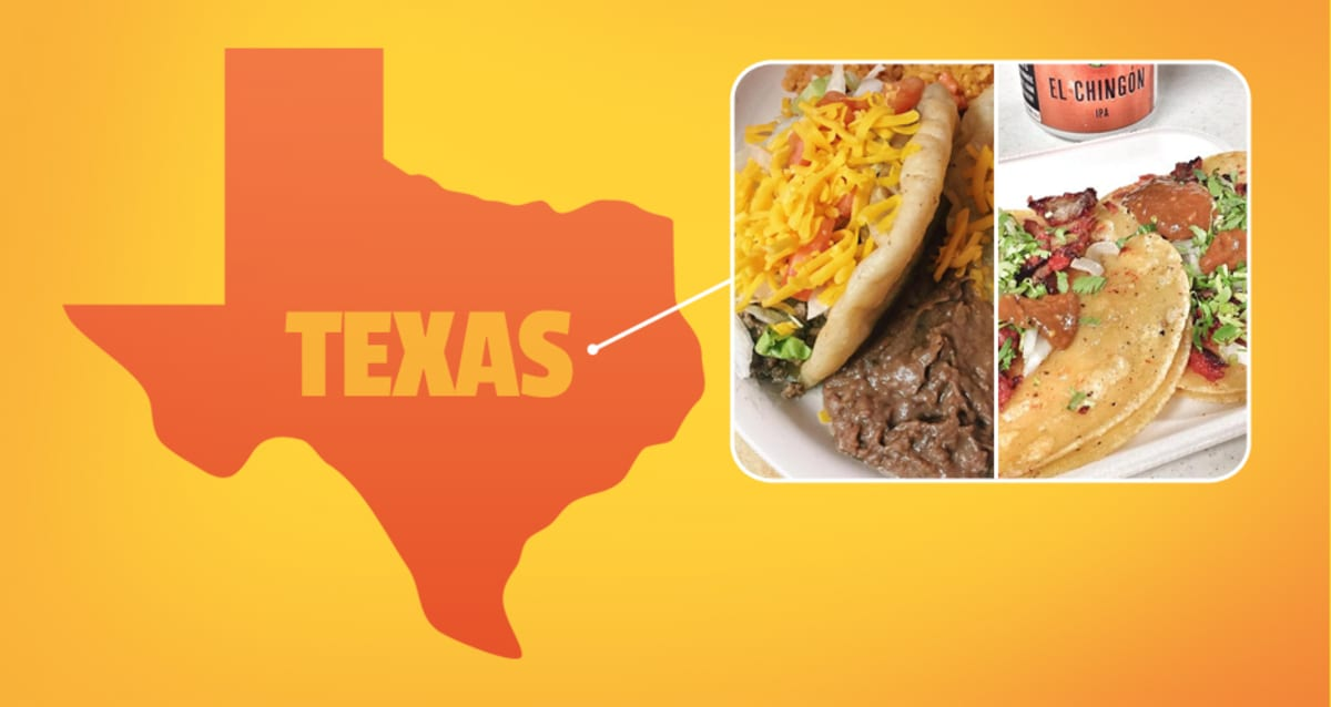 A Beginner's Guide to Eating Regional Tacos in Texas