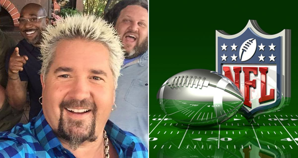 Guy Fieri Named Official Chef of The 2016 Players Super Bowl Tailgate