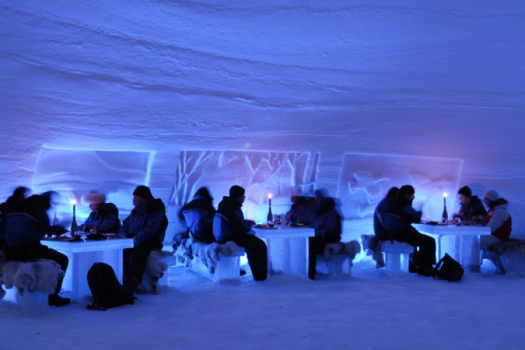 Design Porn 10 Restaurants In Stunning Locations First We Feast