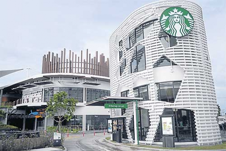 The 11 coolest starbucks in the world first we feast for Starbucks in the world