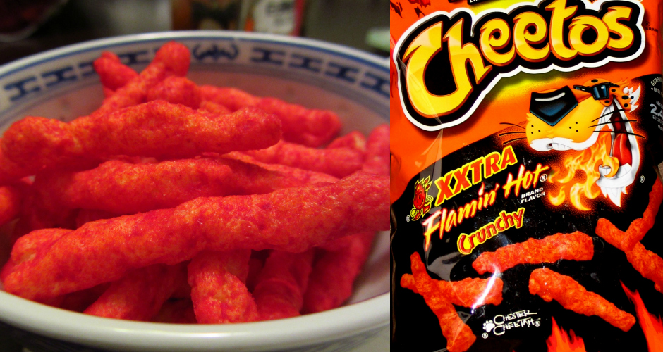 Flamin' Hot Cheetos Are Giving Kids Acute Gastrointestinal