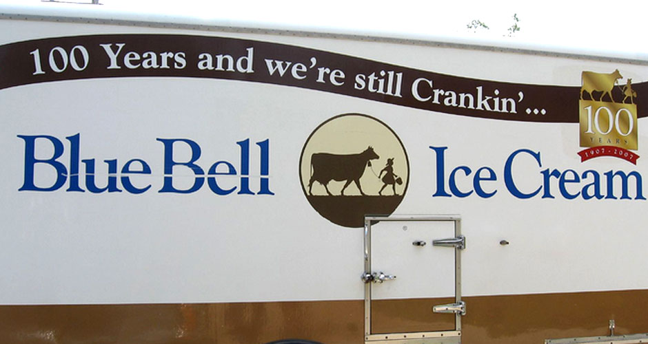 Blue bell returns to grocery stores after deadly listeria outbreak