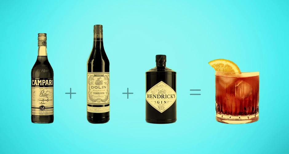 10 easy cocktails everyone should know how to make first for Easy alcoholic mixed drinks