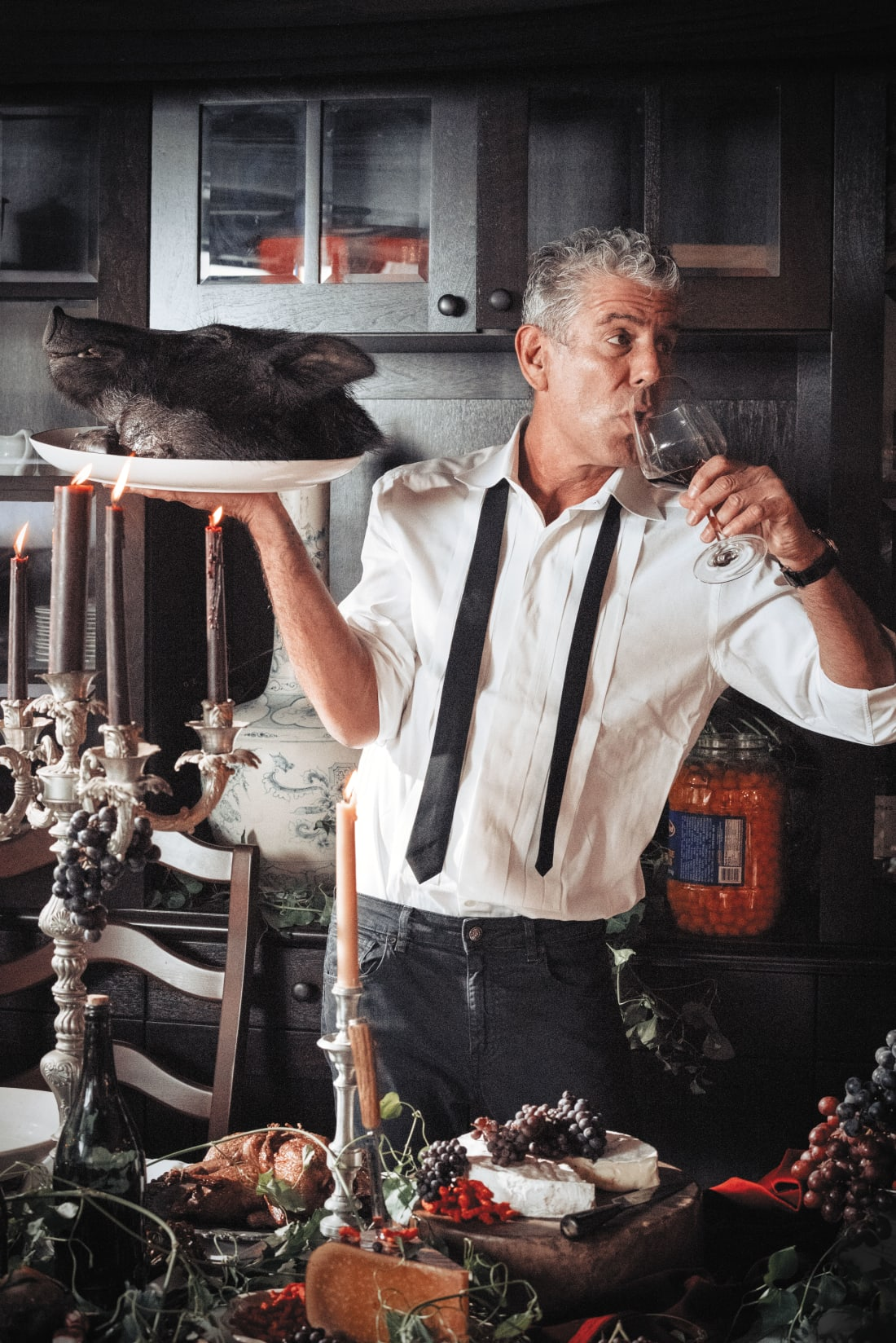 Image result for anthony bourdain cookbook