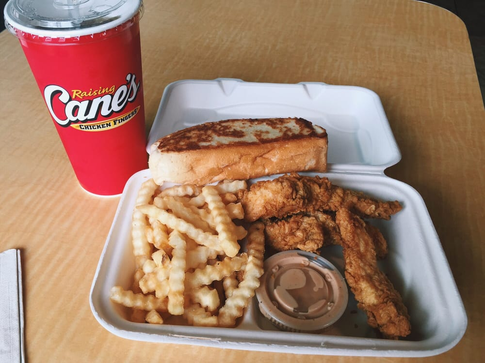 A definitive ranking of fast food chicken tenders first we feast 4 raising canes forumfinder Image collections