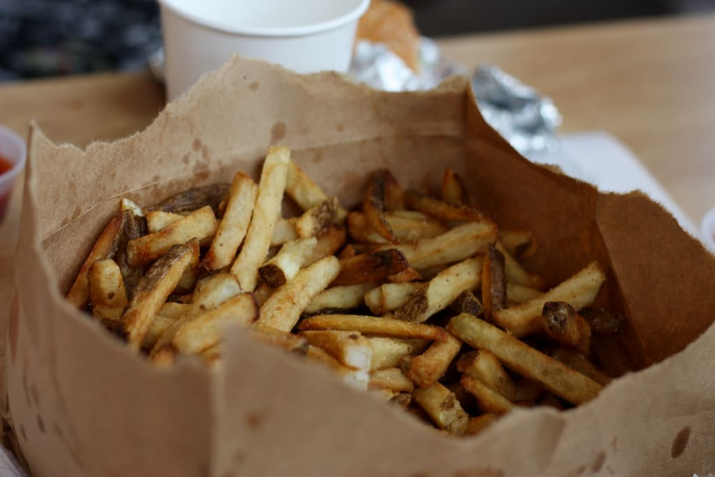 Are Fast Food French Fries Bad For You