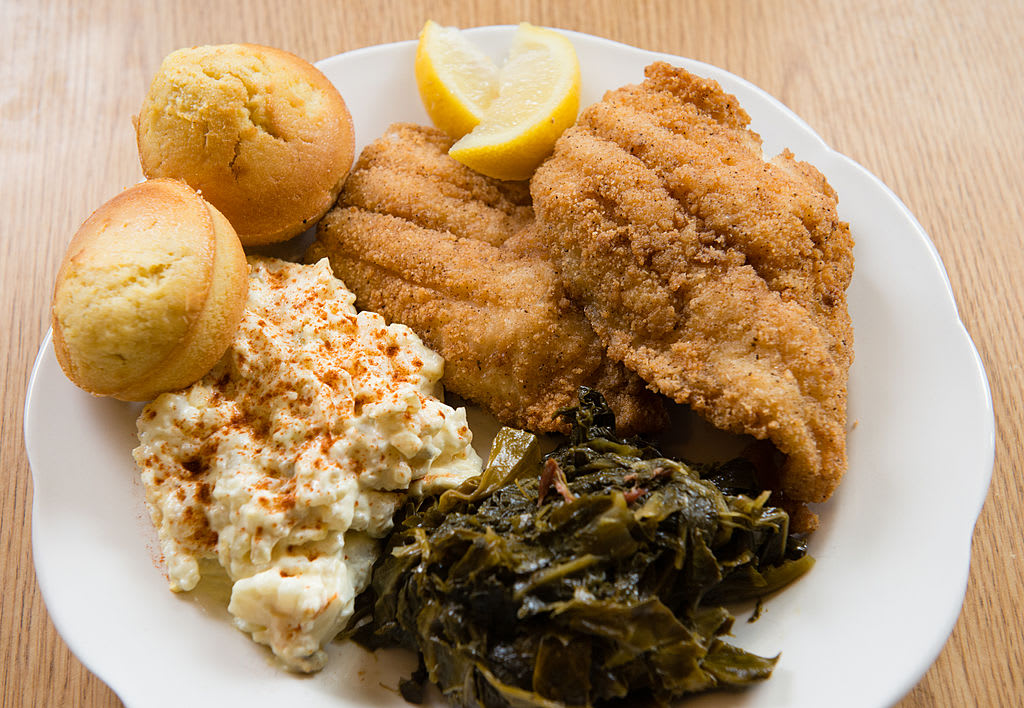 The best soul food dishes ranked first we feast for Substitute for fish food