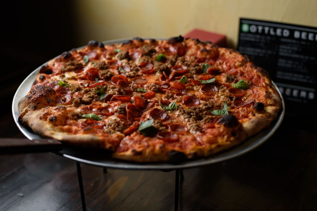 The Best Pizza From Each of the 50 States   First We Feast