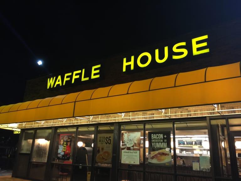 Waffle House Will Close Florida Restaurants Due To Hurricane Matthew
