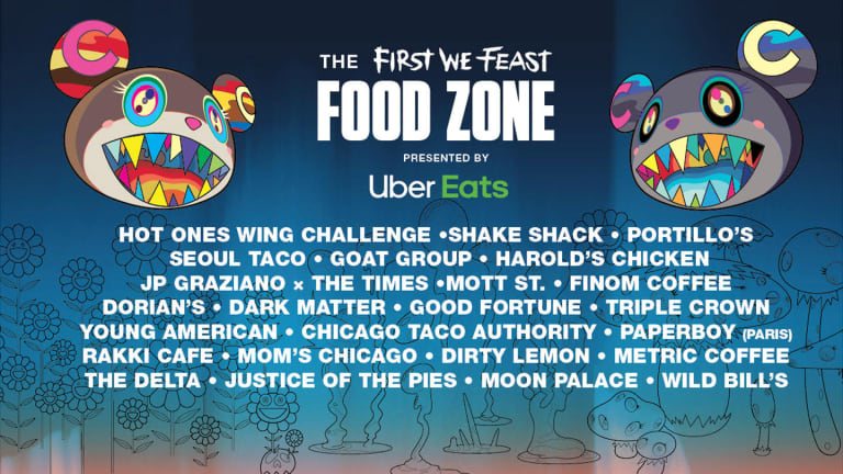The First We Feast Food Zone Is Coming to ComplexCon Chicago | First