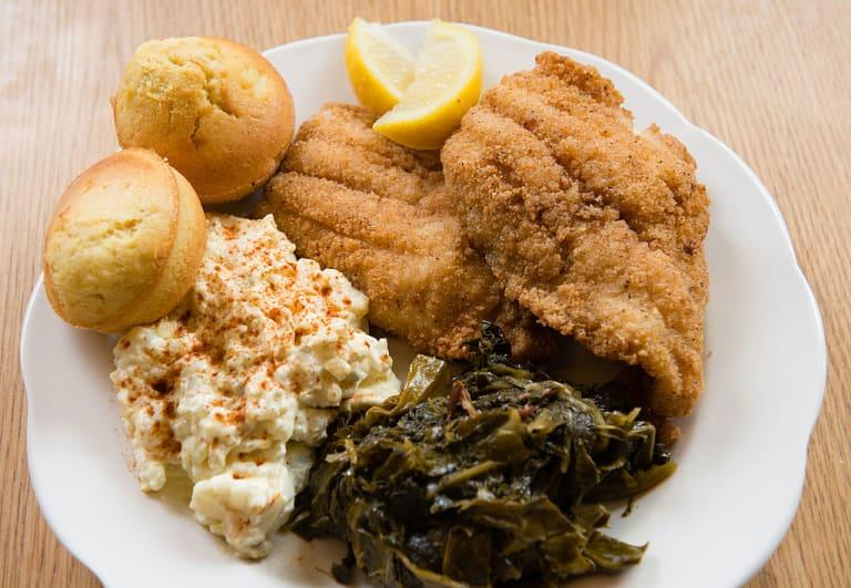 southrrn diet black men