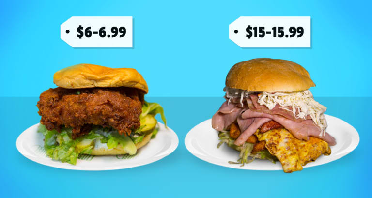 The Best Sandwich in NYC for Every Budget | First We Feast