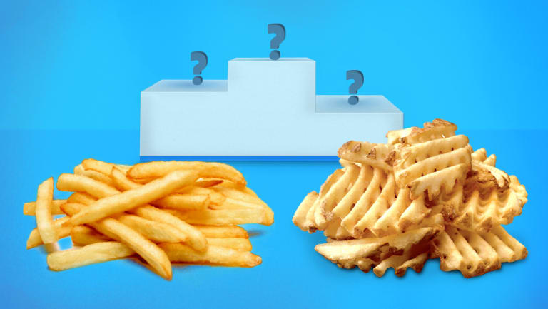 1aef2347d Never trust anyone who doesn't order fries at a fast-food restaurant.  Either they're on a diet—and everyone knows you can't trust people who  diet—or they ...