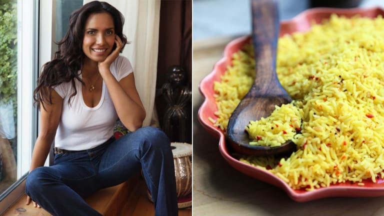 The 10 Dishes That Made My Career: Padma Lakshmi | First We