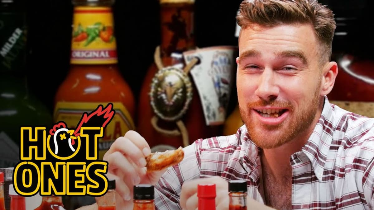 Mad Dog  Hot Ones Show