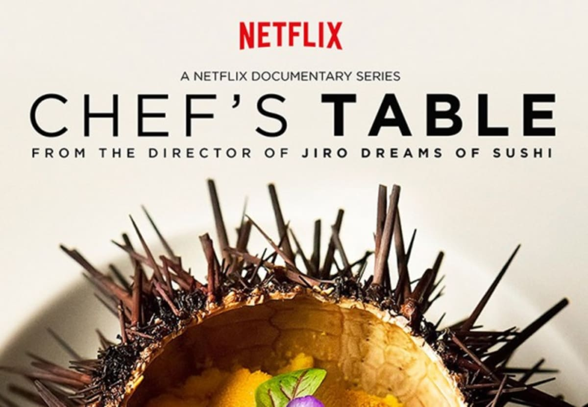 The 30 Best Food Documentaries That You Can Watch Right Now - Chef's Table (2015, 2016)
