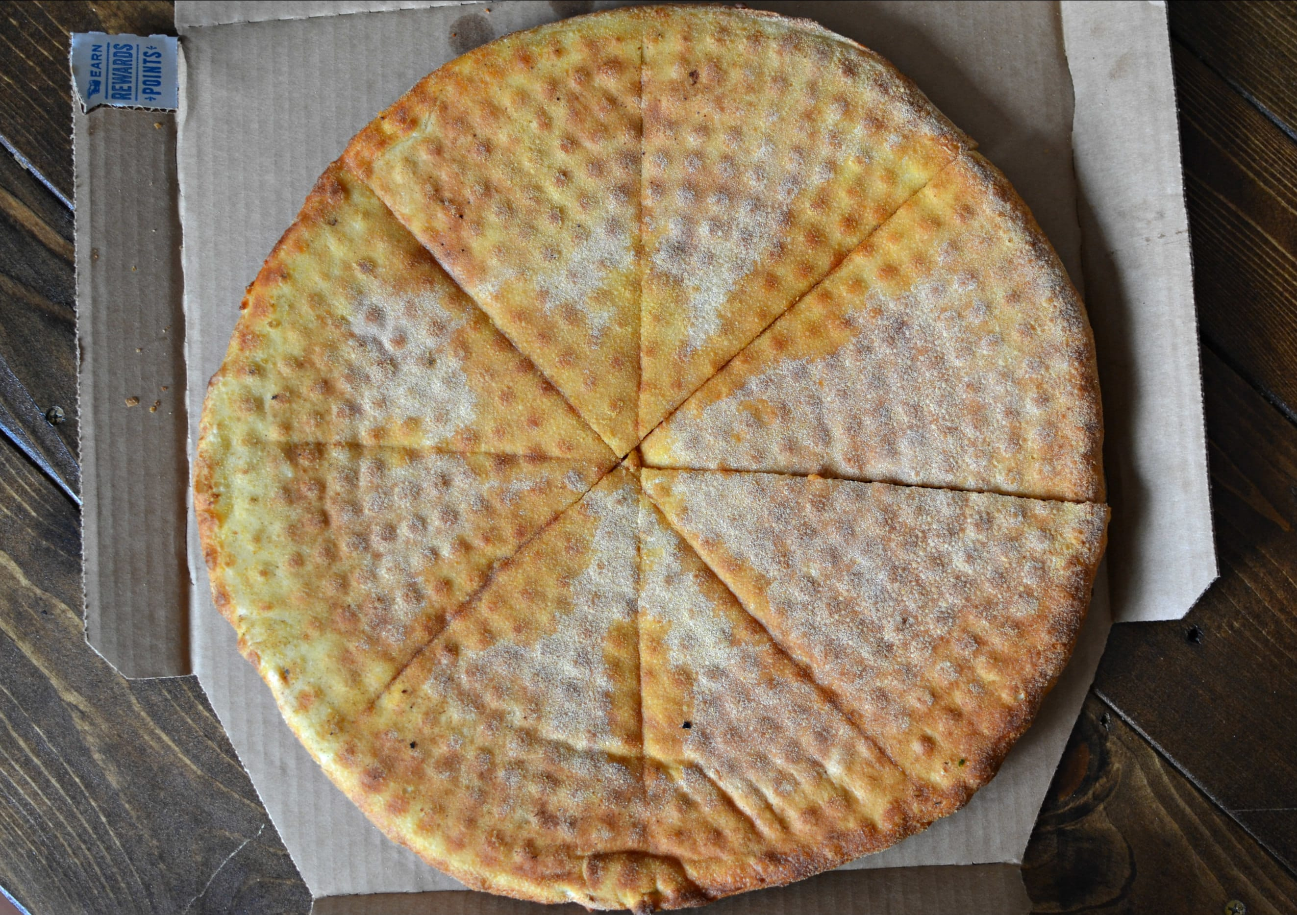 dominos crust