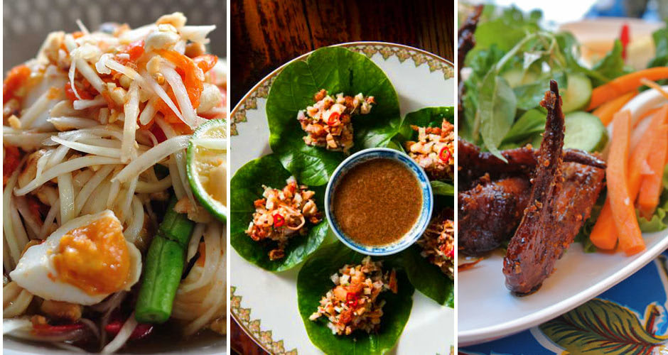 Best Thai Food East Village Nyc