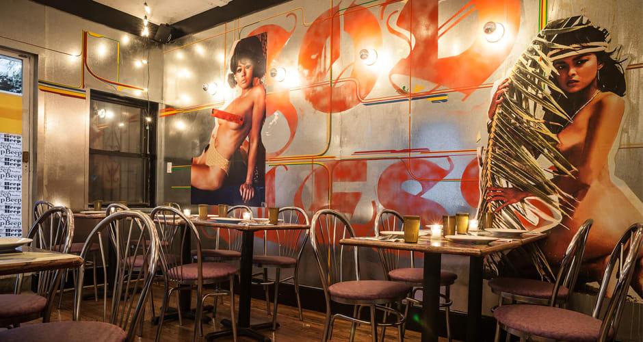 Dating restaurants in nyc