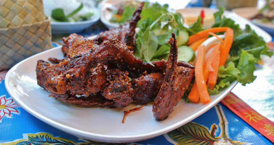 Best Thai Food Downtown Nyc
