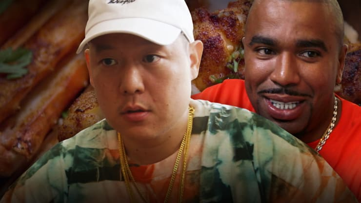 nore returns to his roots to eat through queens and brooklyn with eddie huang and fat joe