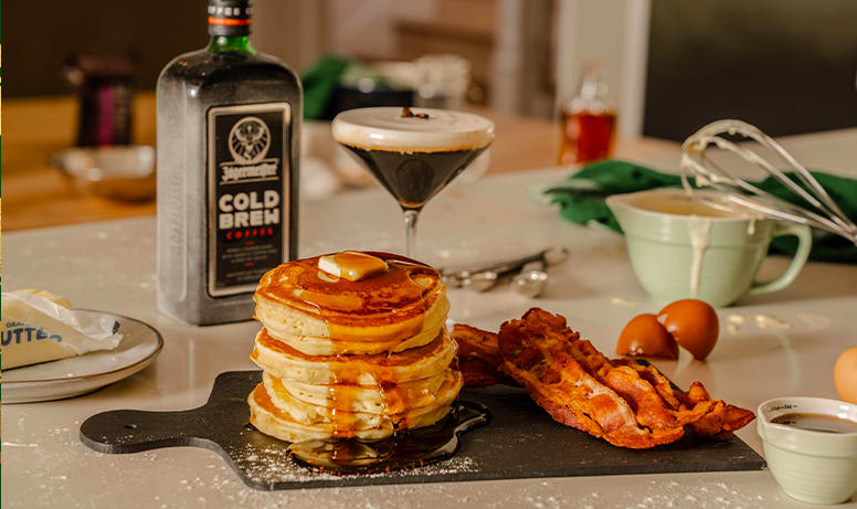 Jagermeister Cold Brew Recipes Pancakes