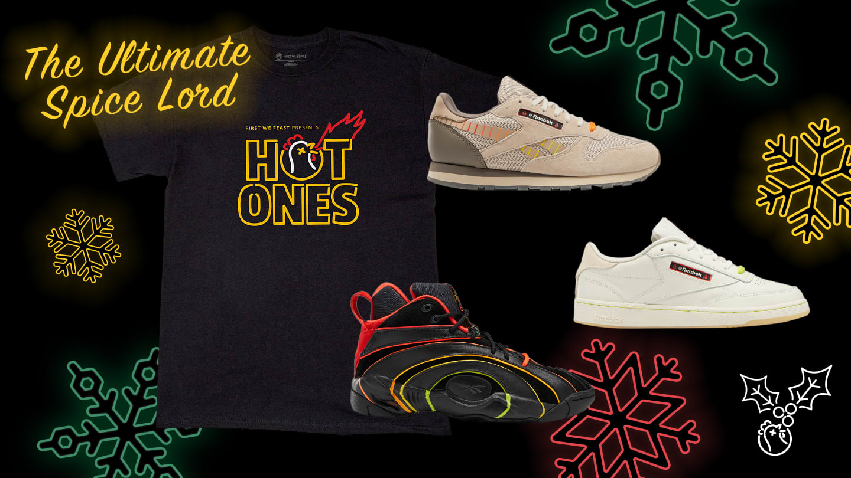 Hot Ones Sneakers Updated
